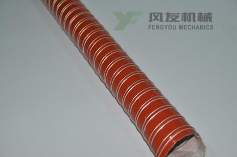 红色耐温软管